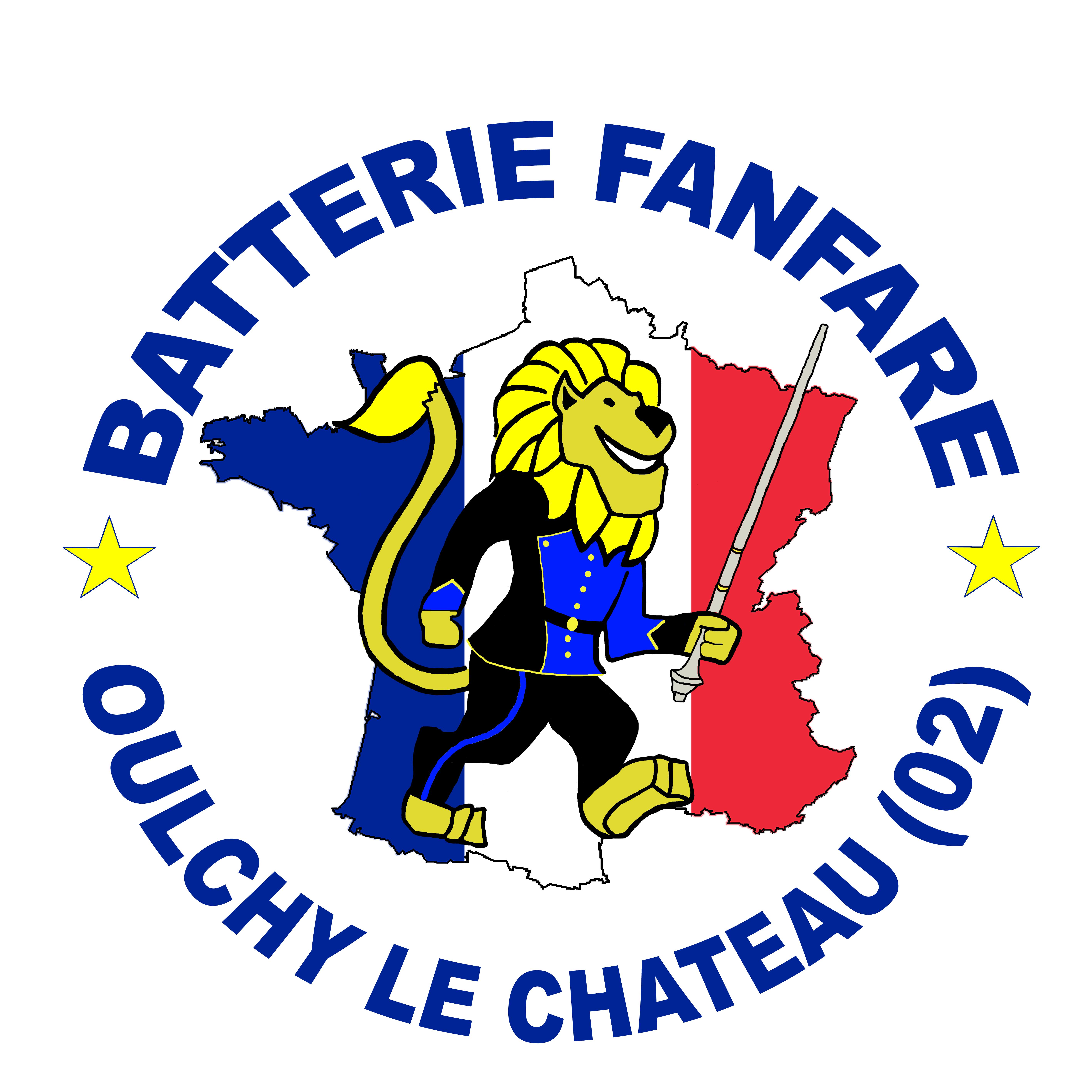 Batterie-fanfare d'oulchy-le-chateau